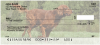 Irish Setter Personal Checks | DOG-38