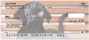 Black Lab Puppies Personal Checks | DOG-53