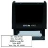 5 Line Address Stamp | STA-LAS-5LN