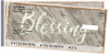Rustic Blessings Side Tear Checks | STREL-52