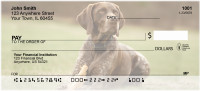 Grand German Shorthair Pointer Personal Checks | DOG-78