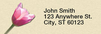 Be Loving Narrow Address Labels | LRRNAT-11