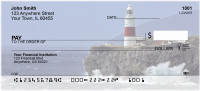 Lighthouses Rocky Coastlines Personal Checks | SCE-80