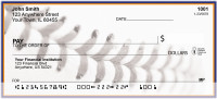 Orange & Blue Baseball Team Personal Checks | SPT-18