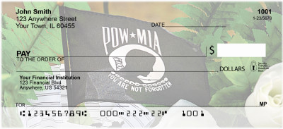MIA Flags Personal Checks | MIL-48