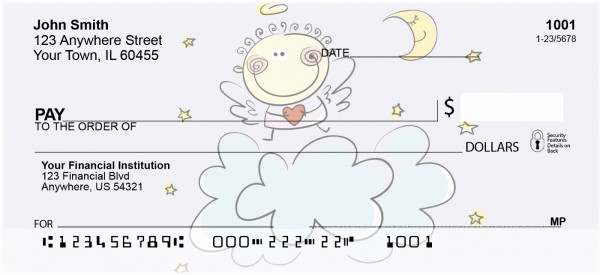 Angel Dreams Personal Checks | CCS-01