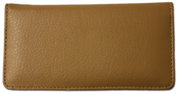 Tan Textured Leather Cover | CLP-TAN02