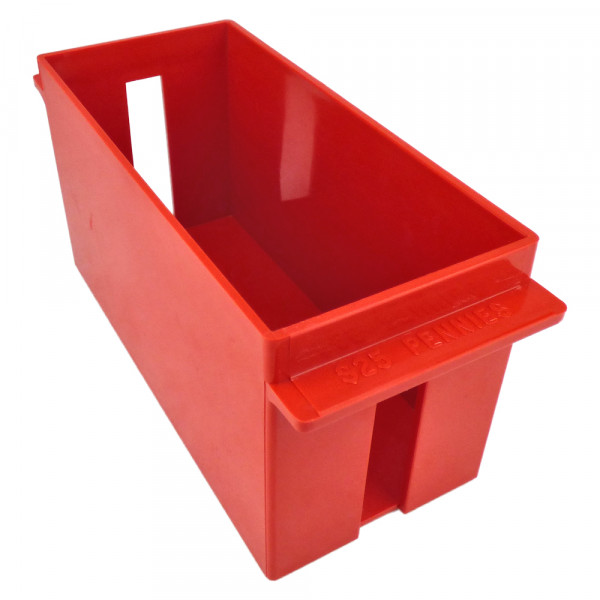 Extra Capacity Penny Trays | CUR-T007