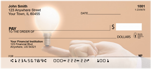 Bright Ideas Personal Checks | FUN-67