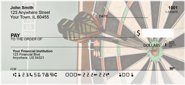 Darts Personal Checks | GME-06