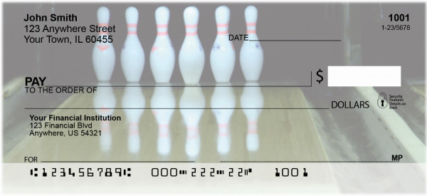Bowling Personal Checks | SPO-07