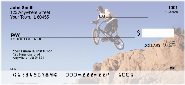 Mountain Bike Personal Checks | TRA-B4