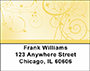 Elegant Ivy Address Labels