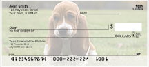 Basset Hounds Personal Checks