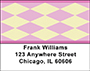 Argyle Address Labels