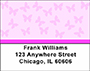 Butterfly Address Labels