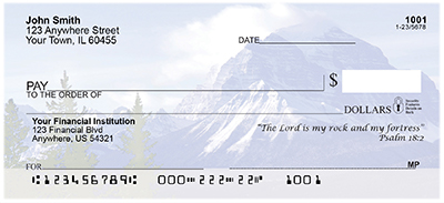 Beauty In Scriptures  Personal Checks