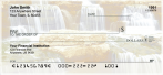 Cascading Waterfalls Personal Checks